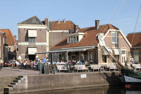 Grand Cafe Restaurant Prins Mauritshuis
